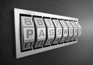 set password in any folder
